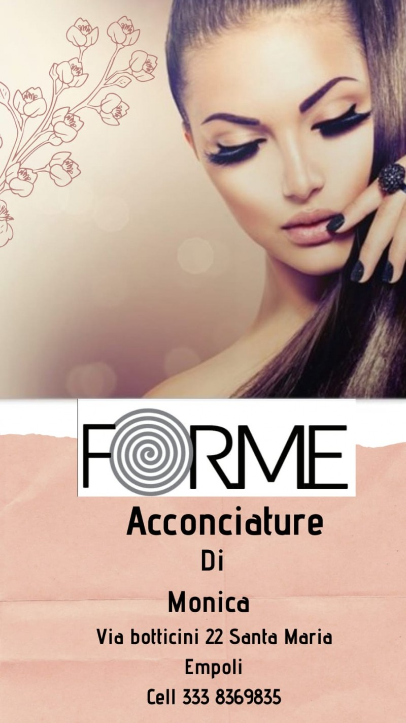 Forme Acconciature