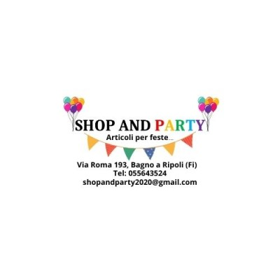 Shop and Party